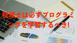 税理士 プログラミング